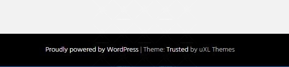 Proudly powered by WordPress | Theme: Trusted by uXL Themes